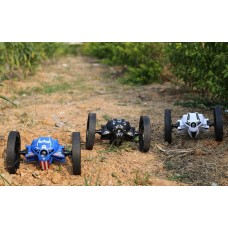 2.4G upgraded super RC bounce jumping car