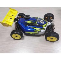 1/8 scale 4wd 21 level Engine Nitro RC Buggy RTR