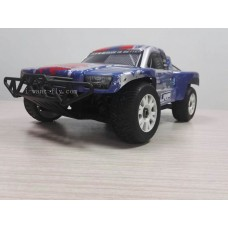 1/8 scale 4wd 21-level Engine Nitro RC Truck RTR