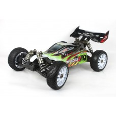 1/8 scale 4wd 2.4G Brushless Electric Buggy green RTR