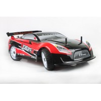 1/8 scale 4wd 2.4G Brushless Electric Touring Car red RTR