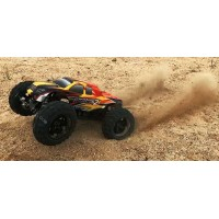1/8 scale 4wd 2.4G Brushless Electric Monster Truck