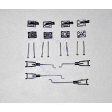 F4U spare part for hardware set