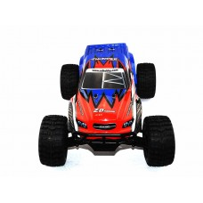 1/10 Scale 4WD Brushless Electric 2.4G RC Truck blue RTR