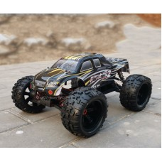 1/8 Scale 9116 V3 4WD Brushless Electric Monster Truck RTR