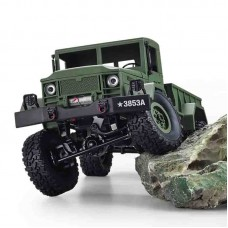 1/16 High-lmitation 4X4 U.S.Military rc truck