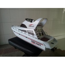 Latest product radio controlled luxury yacht