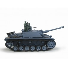 1/16 STURMGESCHUTZ 3 AUSF.G.SD.KFZ.142-1 RC 2.4G Tank with smoke and realistic engine sound