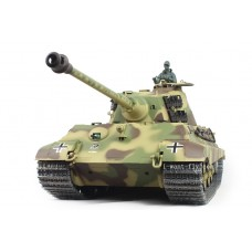 1/16 German King Tiger Henschel rc Tank 2.4G Upgraded edition