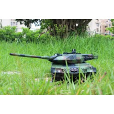 1/16 GERMAN LEOPARD 2A6 2.4G RC Tank with sound and smoke