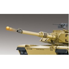 1/16 U.S.M1A2 ABRAMS MAIN 2.4G RC HL Tank with smoke and realistic engine sound