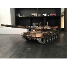 1/16 Russia T-90 Advanced RC Tank For Upgraded metal tracks and metal wheels