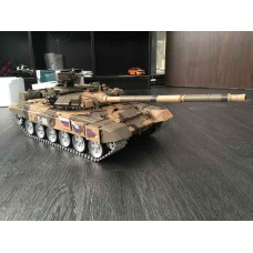 6.0 Edition With Infrared battle system 1:16 T-90 Russian main battle RC tank 3938-1 advanced for Metal track and metal wheels
