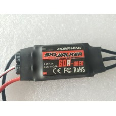 60 amps brushless ESC