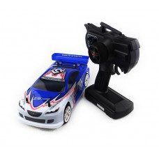 1/16 scale 4wd 2.4G Brushless Electric Touring Car Blue RTR
