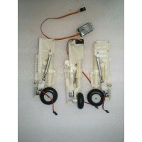 A-10 spare part for retract landing gear with controller