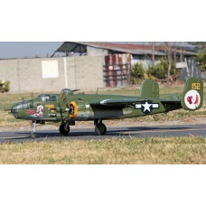 Super B-25 Mitchell Bomber RC Warbird Airplane