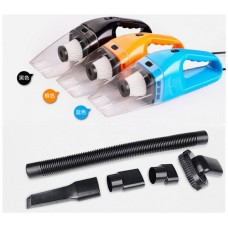 12V Car Vacuum Cleaner with Wet & Dry Car Vacuum Cleaner