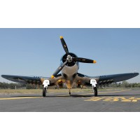12 Channel F4U Corsair RC plane with metal Scaling landing gear for PNP Edition