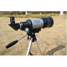 Large-diameter 70mm Monocular Astronomical 150x Telescope