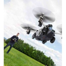 JJRC H40WH RC four-axis flying car with 200w HD camera