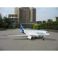1540mm wingspan  Airbus A-320 Super RC plane  for ARF Edition