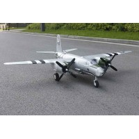 Wingspan 1500mm super B-26 double motor RC plane for PNP Edition