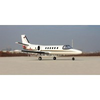 Cessna 550 EDF Jet RC Plane with retract landing gear and Flap for PNP Edition