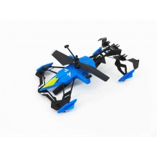 3D flip concept quadcopter flying car