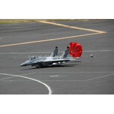 12 Channel MIG-29 RC Jet with double 70mm EDF and 360 degree Thrust vectoring nozzles