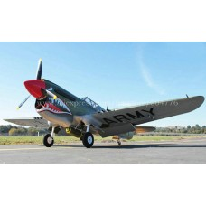 P-40 Warhawk Wingspan 2000mm propeller RC plane for PNP Edition