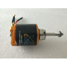 5.6kg thrust of brushless motor used for 2Meter P-40 RC Plane