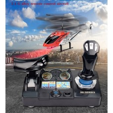 3.5 channel 2.4G ALloy RC Helicopter with Driving Joystick