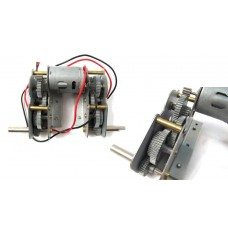 RC Tank parts for Drive Metal gearbox